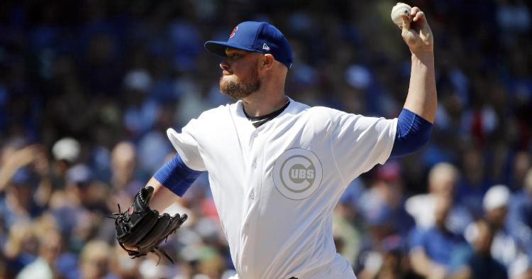 Jon Lester hopes to have a rebound 2020 season (Jon Durr - USA Today Sports)
