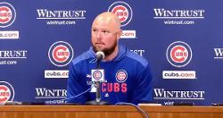 WATCH: Jon Lester, Joe Maddon give hilarious answers to press-conference questions