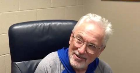 """Cubs manager Joe Maddon warned the Pirates to """"be careful"""" when asked about the high, inside pitches that frequented the 4-game series at PNC Park."""