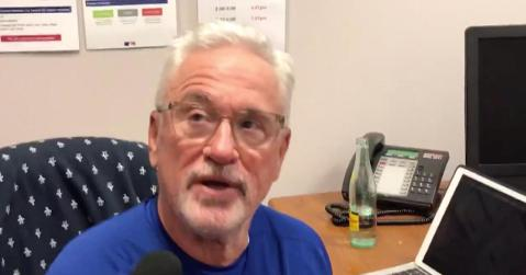 Chicago Cubs manager Joe Maddon was one of many members of the Cubs to express disappointment in the locker room following Thursday's deflating loss.