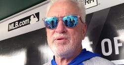 WATCH: Joe Maddon discusses sending Albert Almora Jr. down to Triple-A