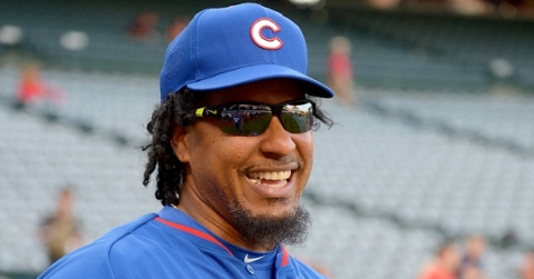 Manny Ramirez is an interesting candidate for Cubs (Jayne Kamin-Oncea USA Today Sports)