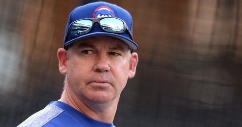 When appearing in a radio spot, Chicago Cubs bench coach Mark Loretta provided a breakdown of what his managerial approach would be. (Credit: Orlando Ramirez-USA TODAY Sports)