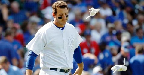 White out: Cubs nearly blanked by Nats in Players' Weekend opener