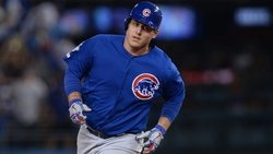 Comeback Cubs: Go-ahead blast by Rizzo lifts Cubs over Dodgers
