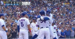 WATCH: Anthony Rizzo establishes new franchise record with grand slam