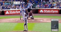 WATCH: Anthony Rizzo crushes rainmaker for his 25th home run