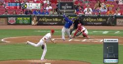 WATCH: Anthony Rizzo smacks go-ahead RBI double on his birthday