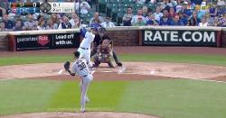 WATCH: Anthony Rizzo skies towering moonshot in first inning