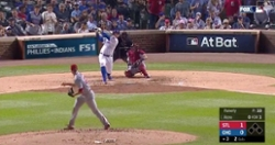 WATCH: Anthony Rizzo goes yard in his first game back from injury