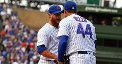 Cubs News and Notes: Craig Kimbrel's first save, Cookie Monster, Cargo ejected, more