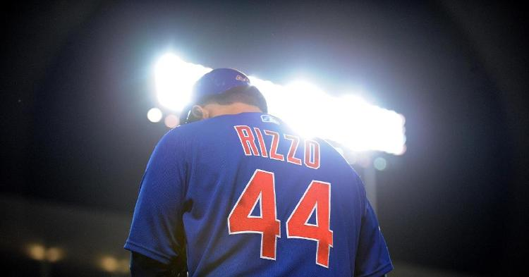 Rizzo is a star on the team and the community (Gary A Vasquez - USA Today Sports)