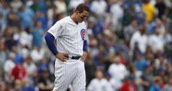 Cubs lineup vs. Mets: Anthony Rizzo out, Kemp in LF