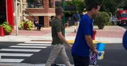 LOOK: Anthony Rizzo's knee scooter is tricked out