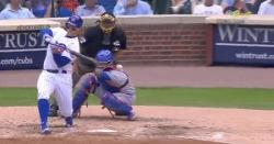 WATCH: Anthony Rizzo suffers most confusing strikeout ever