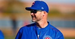 David Ross named finalist for NL Manager of the Year