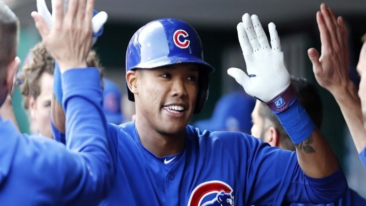 Addison Russell is off to South Korea (David Kohl - USA Today Sports)