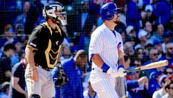 Chicago Cubs lineup vs. Padres: Kyle Schwarber at leadoff, Garcia at 2B
