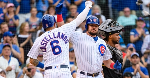 Castellanos was a solid offensive player with the Cubs (Daniel Bartel - USA Today Sports)