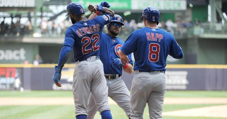 Cubs baseball is cranking up again (Michael Mcloone - USA Today Sports)