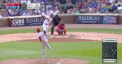 WATCH: Kyle Schwarber wallops 426-foot blast for his 20th dinger of season