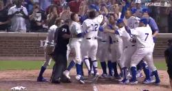 WATCH: Walkoff Schwarbomb! Kyle Schwarber hits dinger in extras to beat Reds