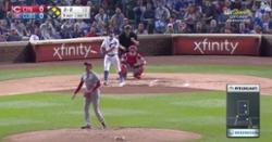 WATCH: Kyle Schwarber smashes first-inning 3-run blast