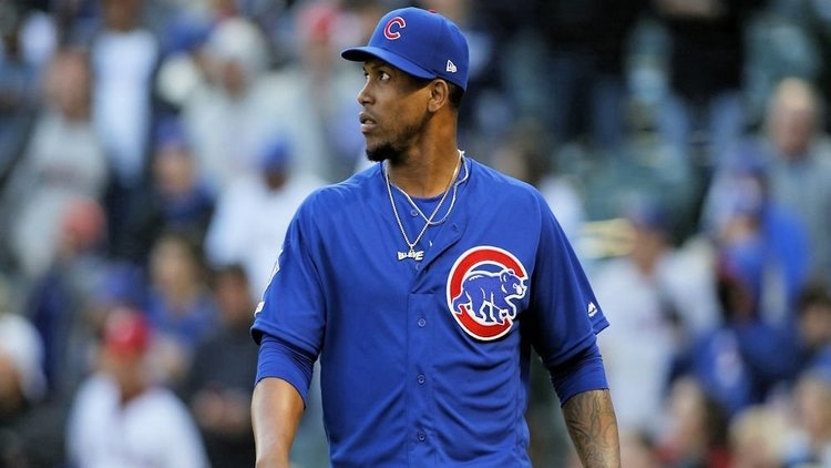 Pedro Strop was a fixture in the Cubs' bullpen for several seasons before joining the Reds. (Credit: Tim Heitman-USA TODAY Sports)