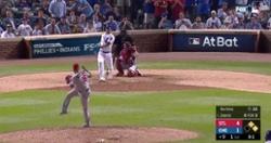 WATCH: Ben Zobrist hits RBI double, Javier Baez scores tying run in 3-run ninth