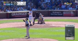 WATCH: Ben Zobrist goes yard for first time since August of 2018