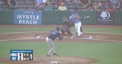 WATCH: Ben Zobrist goes yard for second consecutive game with Pelicans