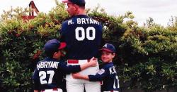 WATCH: Cubs players on their Little League memories