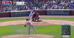 WATCH: Caratini clobbers RBI double into left-field well