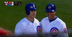 WATCH: Rizzo drives home Schwarber with RBI single off Arrieta