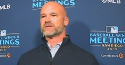 WATCH: David Ross at MLB Winter Meetings