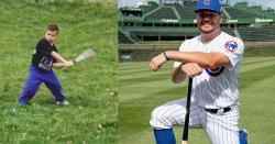 LOOK: Little League photos of Rizzo, Bryant, Baez, Schwarber, more