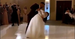 WATCH: The Schwarbers' first dance at their wedding