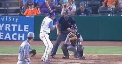 WATCH: Ben Zobrist homers in first game with Pelicans