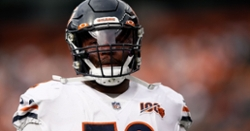 Have the Bears O-line found their groove?