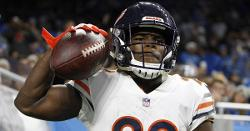 Bears signing Tarik Cohen to three-year extension