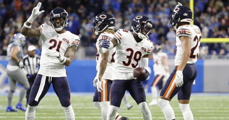 Bears hope to be celebrating again in 2020 (Rah Mehta - USA Today Sports)
