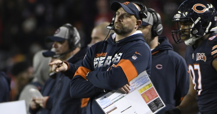 Chicago Bears: Matt Nagy discusses COVID-19 pandemic