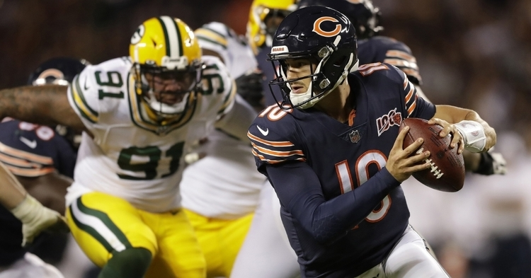 Trubisky needs to continue to make smart decisions (Gary Vasquez - USA Today Sports) (Photo: Usat / USATODAY)