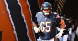 Bears look to lean on Whitehair's experience