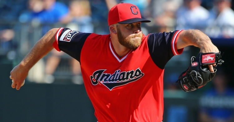 Allen was a standout closer for the Indians (Jay Biggerstaff - USA Today Sports)