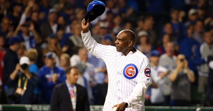 Chicago Cubs legend Andre Dawson has been running a South Florida funeral home for 12 years now. (Credit: Jerry Lai-USA TODAY Sports)