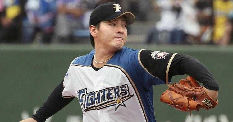 Arihara is a top pitcher in the NPB (Credit: Japan Times)
