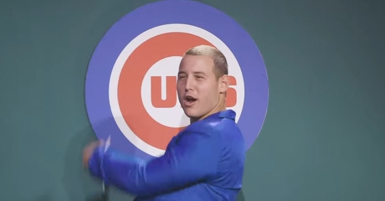 Anthony Rizzo will be working out at Wrigley Field this week