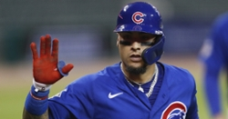 Javier Baez goes yard twice as Cubs roar past Tigers
