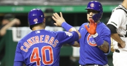Blow the man down: Cubs sink Pirates as Javier Baez goes yard